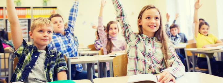 Enfants classe - 4/11 ans