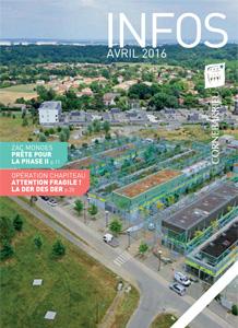 Cornebarrieu Infos - Avril 2016