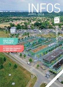 Cornebarrieu Infos - Avril 2016