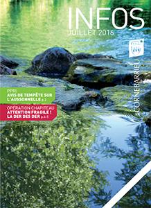 Cornebarrieu Infos - Juillet 2016