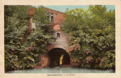 Archive Moulin - Cornebarrieu