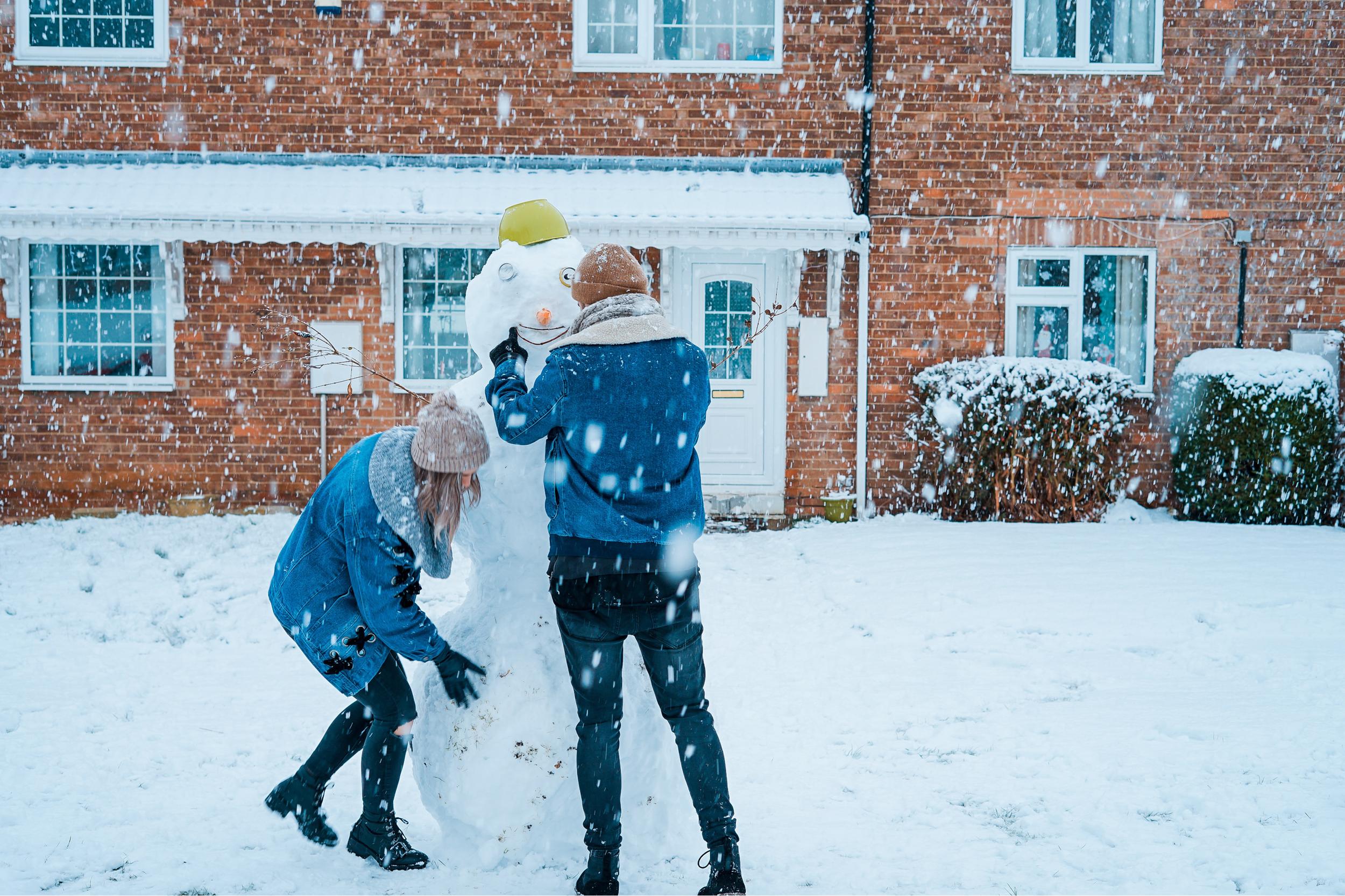 Bataille neige